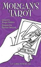 NEW Morgan's Tarot Deck Cards Morgan Robbins Darshan Chorpash Last Ones!