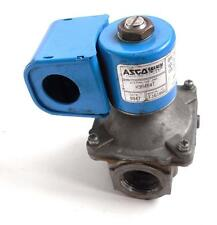 ASCO K3A454T GAS SOLENOID VALVE REPLACED BY K3A454U