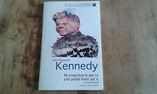 Usado, JOHN FITZGERALD KENNEDY - Las voces de la Democracia- Item For Collectors