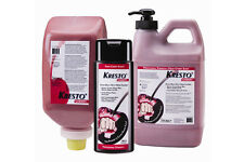 Kresto Cherry Heavy Duty Hand Cleaner - 1/2 Gallon Pump Bottle FREE SHIPPING NEW