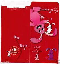 MRE * 2011 Carrefour CNY Ang Pau / Red Packet #14