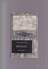 Pratolini METELLO 1964 rigida mondadori