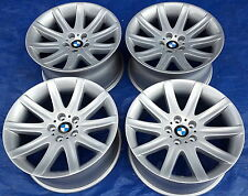 BMW E65 E66 E38 E39 OEM 19x10/9 RESTORED Star Spoke Style 95 BORBET Wheels Rims