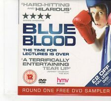 (FR300) Empire Magazine, Blue Blood sampler - DVD