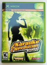 Karaoke Revolution Party for Xbox -  Video Game  - Guaranteed- FREE SHIPPING!!!
