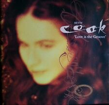 Betsy Cook - Love Is The Groove (CD 1991) Diving/Love Is The Groove Mixes