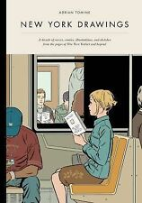 New York Drawings by Adrian Tomine (2012, Hardcover) Drawn and Quarterly