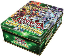 YU-GI-OH ZEXAL COLLECTION TIN 2013 - FACTORY SEALED - 14 FOIL TRADING CARDS
