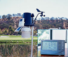 DAVIS WIRELESS VANTAGE Pro2 PLUS WEATHER STATION 6162