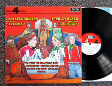 Film Spectacular Vol. 4 Stanley Black The Epic 1972 NM/EX (Decca PFS 4243)