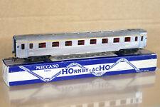 HORNBY DUBLO ACHO 7370 SNCF VOITURE A VOYAGES INOX 1st CLASS COACH MINT BOXED nj