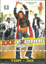 XXX-EXCITING DUS REMIX - NEW FULL TOP 30 SONGS MUSIC DVD- FREE UK POST