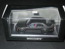 Mercedes 190 E - Evo 2  HOMOLOGATION- 1/43 very Rare Minichamps  KYOSHO
