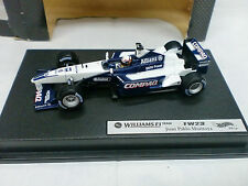 HOT WHEELS 1/43 - WILLIAMS FW 23 F1 2001 - J.P. MONTOYA