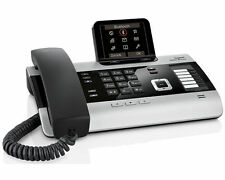 Gigaset DX800A all in one titanium mit AB, VoIP, CTI Neu