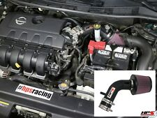 HPS Black Shortram Air Intake+K&N Filter For Nissan 13-15 Sentra 1.8L B17 MRA8DE
