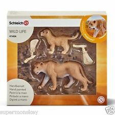 GERMANY SCHLEICH WORLD OF HISTORY MODEL SH41404 LION GROUP