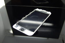 NEW TECHNOLOGY IPHONE 6 WHITE GLASS,FRAME,OCA GLUE PRE-INSTALLED