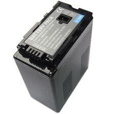 7800mAh VW-VBG6H Battery For Panasonic AG-HMC71MC AG-HMC43MC AG-HMC155 HMC83MC