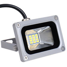 10W Flood Light LED 12V Spot Light Cool White Floodlight Outdoor Garden Lamp