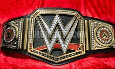WWE World Heavyweight Championship Replica Belt - New Logo Commemorative Edition