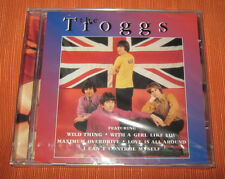 "Troggs CD "" WILD THING "" Javelin"