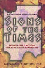 G, Signs of the Times, Bluestone, Sarvanan, 0399523499, Book