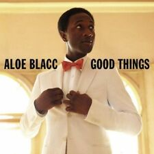 ALOE BLACC - GOOD THINGS (BRAND NEW CD)