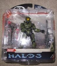 """Halo 3 Series 3 """"Spartan-117 Master Chief"""" Action Figure (Xbox 360/One) NEW"""
