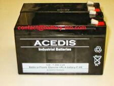 Batterie 12v pour onduleur APC DELL Smart-Ups 700 (DL7001)  RBC5