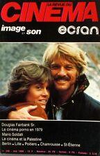 La revue du cinéma n°350 - 1980 - Douglas Fairbank - Mario Soldati - Berlin