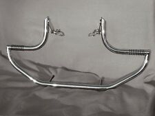SUZUKI VS 800 / 750 / 600 INTRUDER STAINLESS STEEL CUSTOM CRASH BAR WITH PEGS