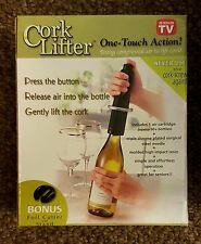 One-Touch Action Cork Lifter