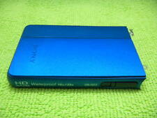 GENUINE SONY DSC-TX30 FRONT CASE BLUE PARTS FOR REPAIR