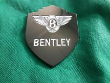 bentley grill emblem continental gt flying spur mulliner bentayga new