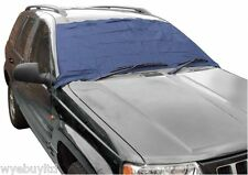 Large windscreen frost cover protector for 5 door Subaru Forester winter cover