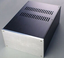 NEW JC2212 Full Aluminum Enclosure / mini AMP case/power amplifier box/ chassis