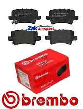 Honda Civic TYPE R FN2 2.0 VTEC 06- Rear Brembo Brake Pads Brakes