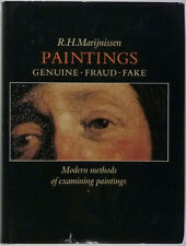 Book: Examining Antique Paintings for Fraud & Forgery and Repair