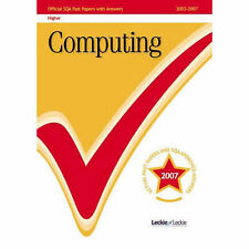 Computing Higher SQA Past Papers by Leckie & Leckie (Paperback, 2007)
