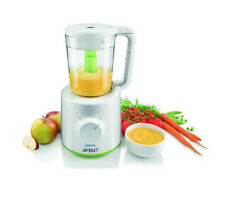 PHILIPS AVENT EASY MEAL steaming flip and blend