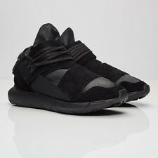 SALE Adidas Y-3 Qasa High Black BB4733 Size 9 LIMITED 100% Authentic $575 MSRP