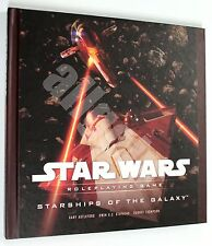 Star Wars d20 ROLEPLAYING GAME SAGA EDITION STARSHIPS OF THE GALAXY 2007 Wizards