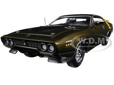 1971 PLYMOUTH ROADRUNNER HARDTOP GOLD LTD ED. 1002PCS 1/18 BY AUTOWORLD AMM1063