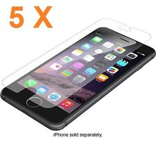 5 X High Quality Ultra Clear Screen Protector Film for iPhone6  4.7 inch