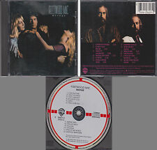 FLEETWOOD MAC Mirage 1982 West Germany TARGET CD Stevie Nicks Lindsey Buckingham