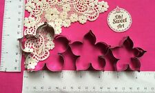 Petunia Flower cutter  Stainless  cake cupcake cookie  fondant baking food