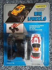 Tuf-Toys Corvette 84 1:60 Big Wheels Blister Pack Sealed Carded Mint Tuf Toys