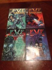 E.V.E PROTOMECHA No. 3, 4, 5, 6 (2000) VF