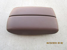 15 AUDI A8 L QUATTRO 4.0L V8 DI 4D SEDAN CENTER CONSOLE & ARM RESTER LID